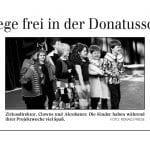 Meinungen zu unserem Zirkusprojekt in der Donatusschule