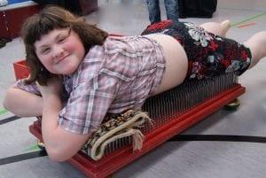 In einem Zirkusprojekt spielen Handicaps keine Rolle