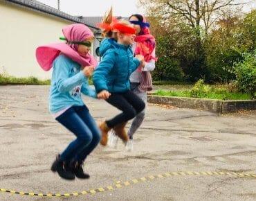 WinLi – Lindlar Zirkusprojekt mit Geflüchteten und ihren Freunden
