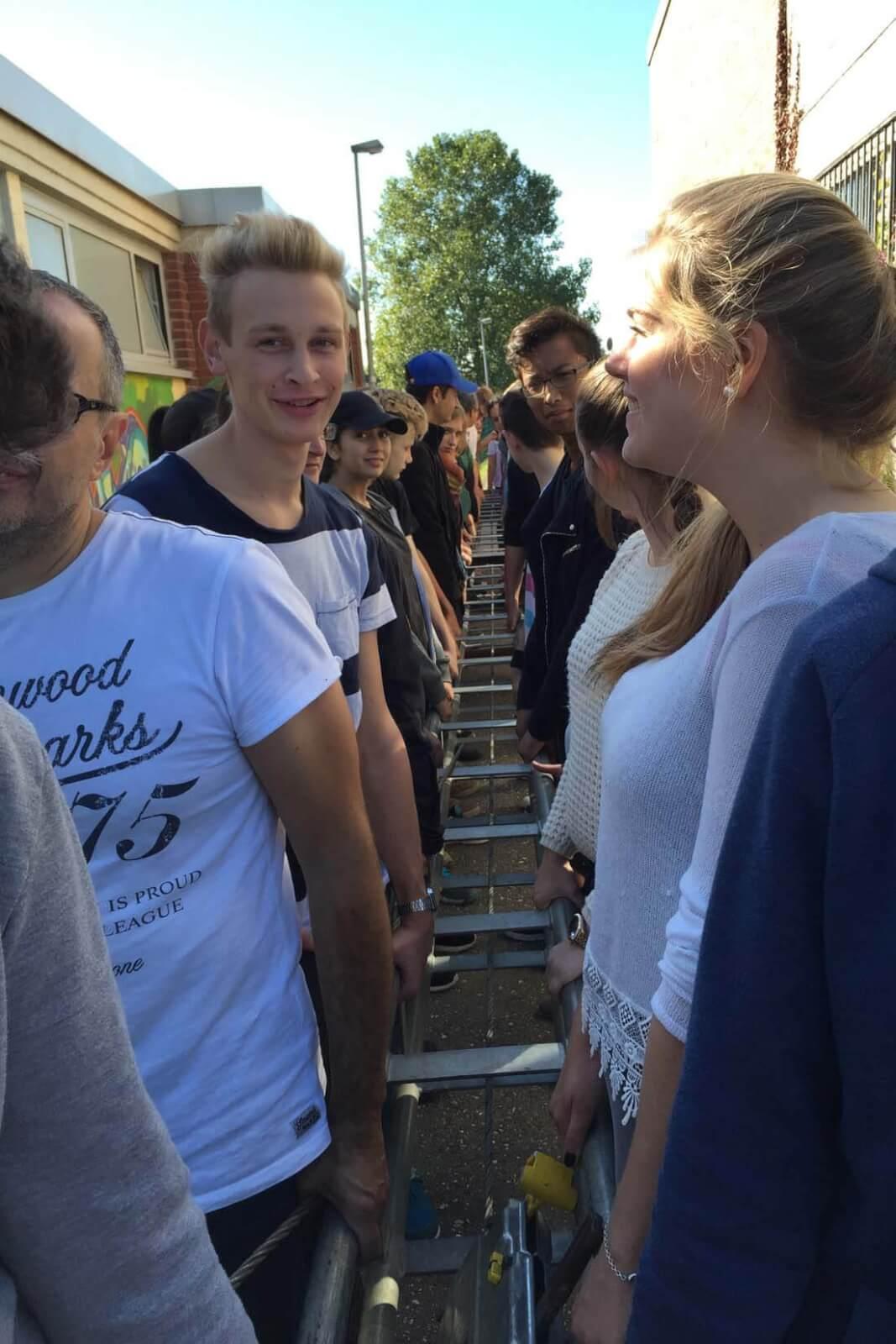Gesamtschule Bergheim – Sozialpraktikum