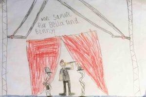 Benny im Circus Soluna