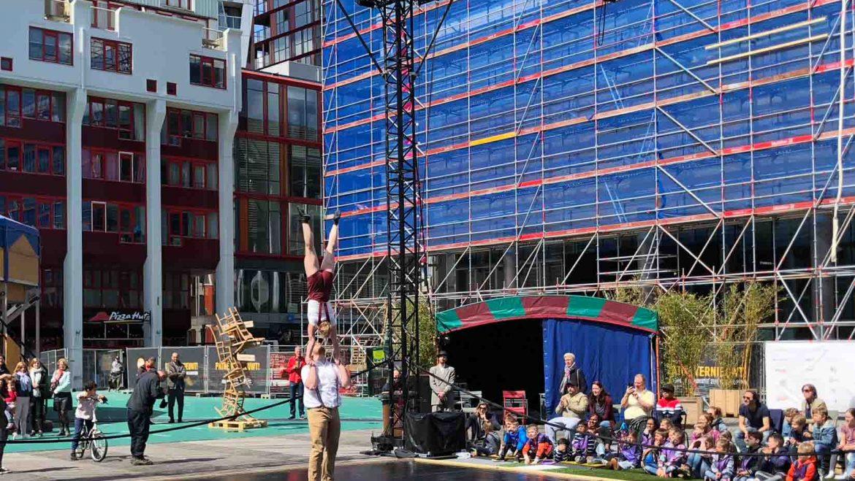 Zu Besuch beim Circusstad Festival in Rotterdam