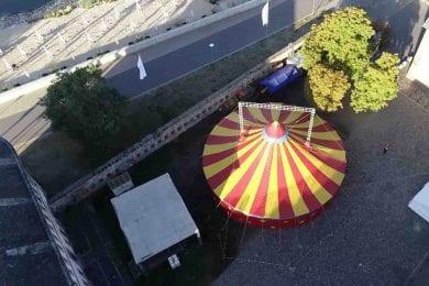 Zirkusferien in der Reduit