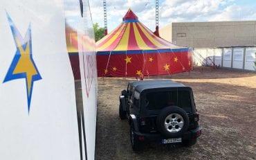 Ferienprojekt Zirkusleben in Monheim – trotz Corona möglich!