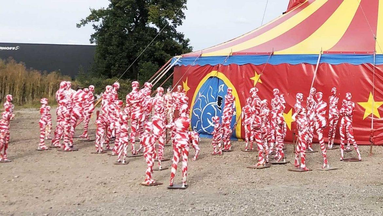 Ministerin Gebauer: Zirkusprojekte sind möglich! – aber besser doch nicht?